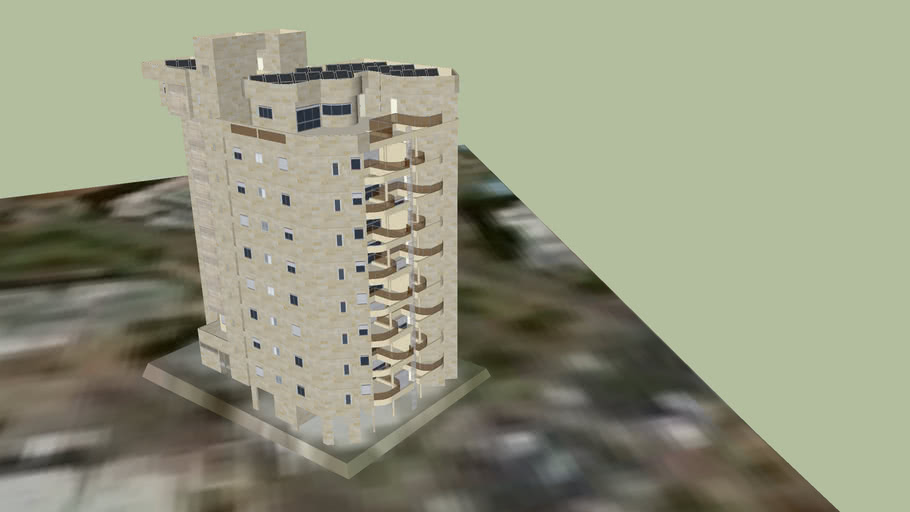Aviv Residence – Building A