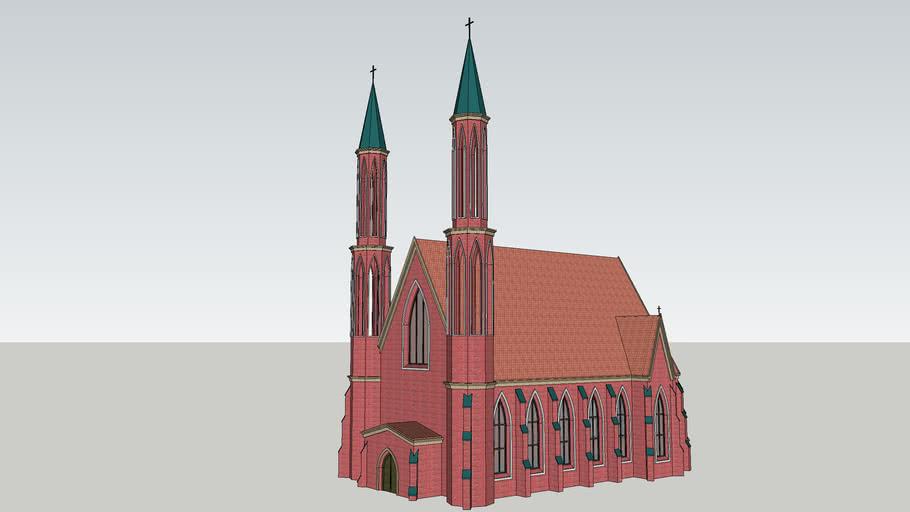 Kościół Gotycki / Gothic church