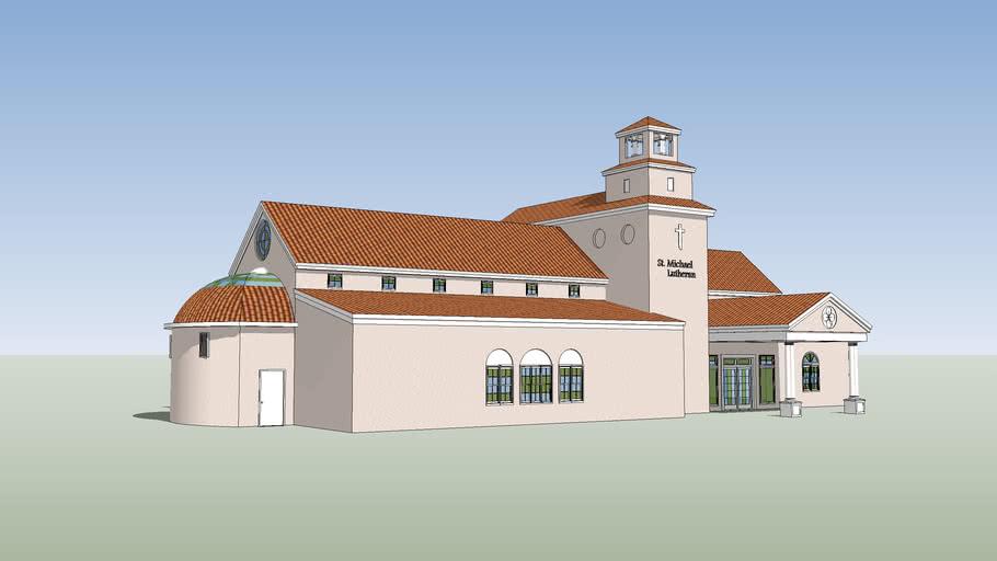 Church building Concept -RCC