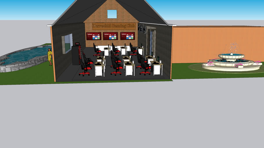 Berrechid Gaming club project