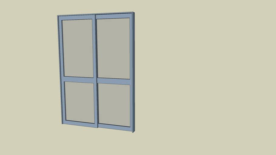 Sliding Door 1500 x 2100