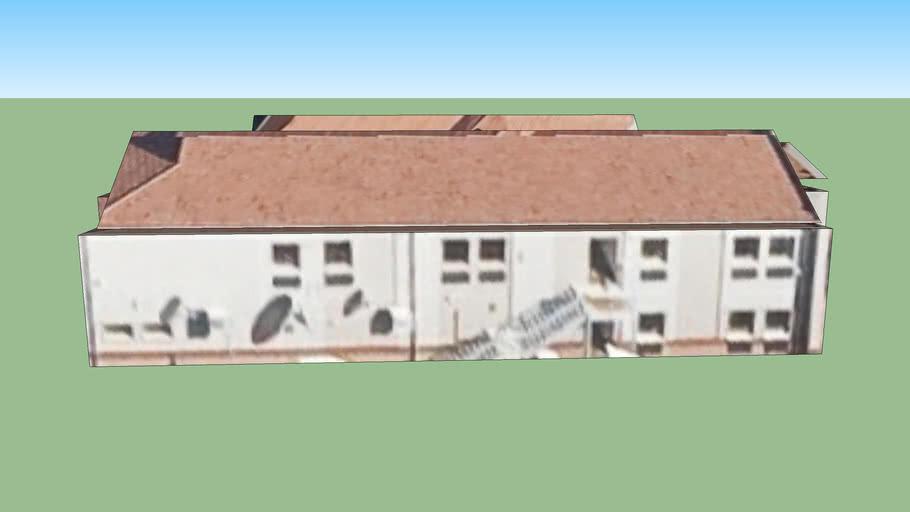Polokwane Local Municipality, Güney Afrika Cumhuriyeti adresindeki yapı
