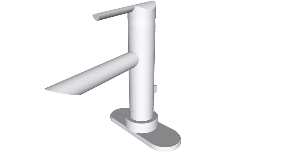 Compel Single Handle Lavatory Faucet with Touch2O.xt Technology