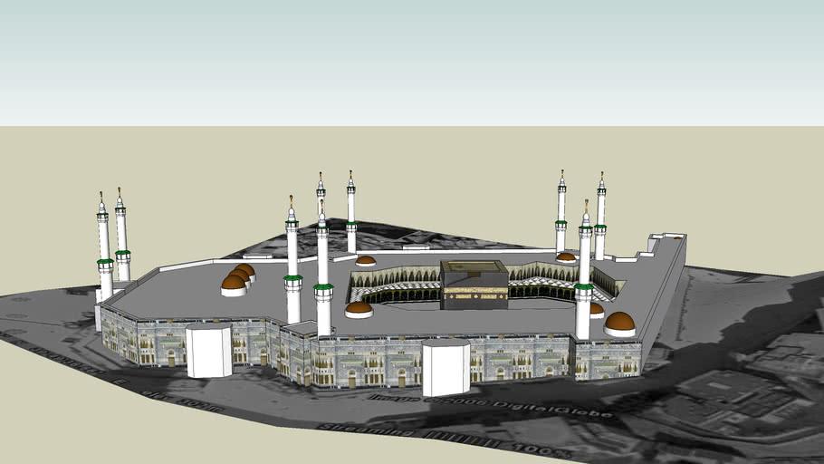 Mecque, Haram