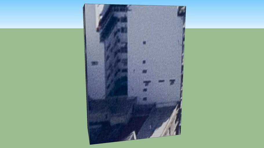 Edificio en Buenos Aires, Ciudad Autónoma de Buenos Aires, Argentina