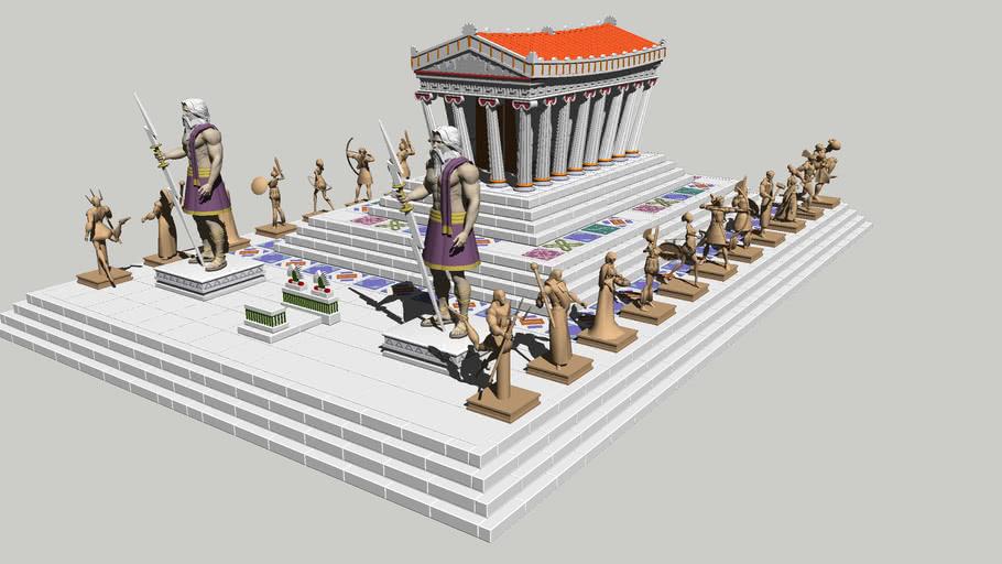 Sanctuaire Zeus LMDO