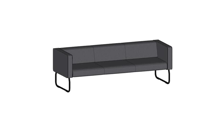 Sofa by Bejot - LEGVAN LG 423