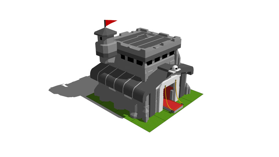 Town Hall Level 9 - Clash of Clans