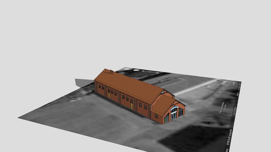 """""""Boiler House"""""""