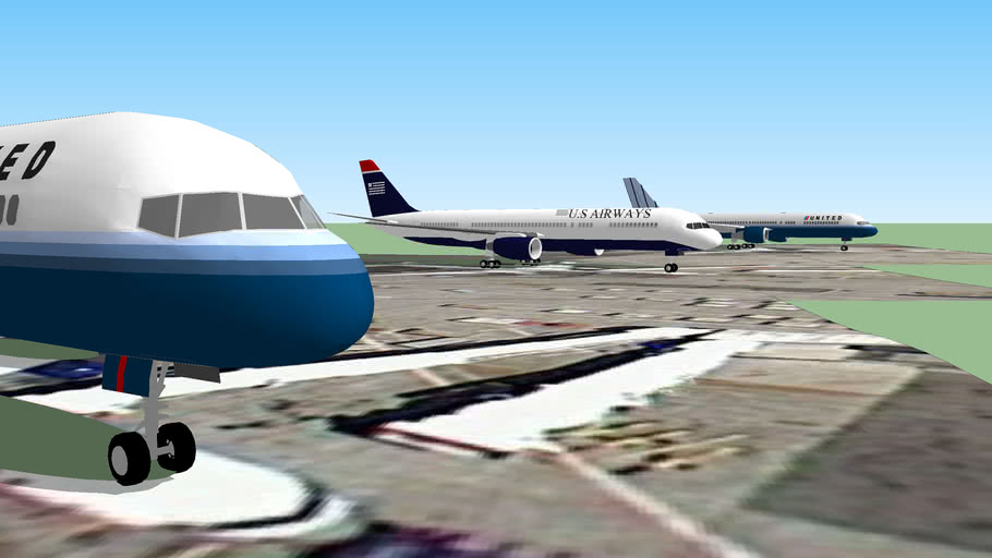 Part 9: Airplanes at SFO.