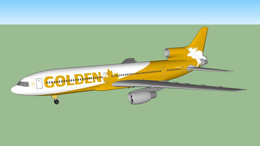 Golden Moose Airways L-1011-385-1 (2015)