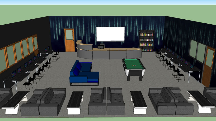 Computer Science Room