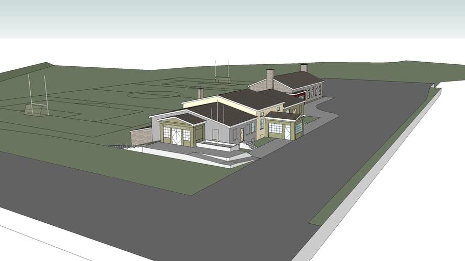 Irish Home - New Building
