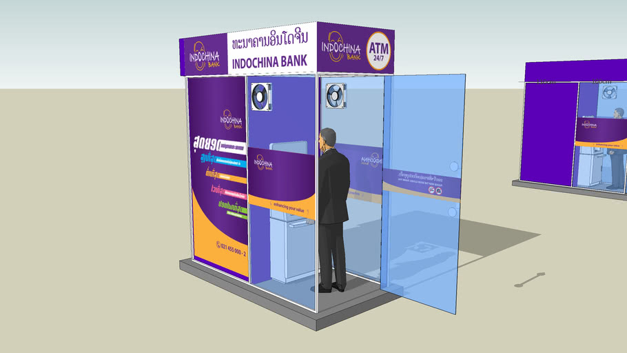 ATM indochinabank