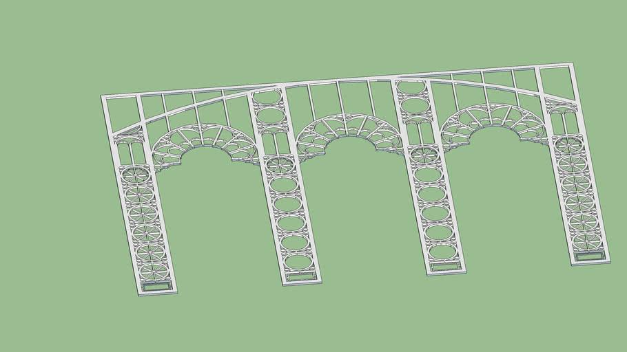 Arch panela