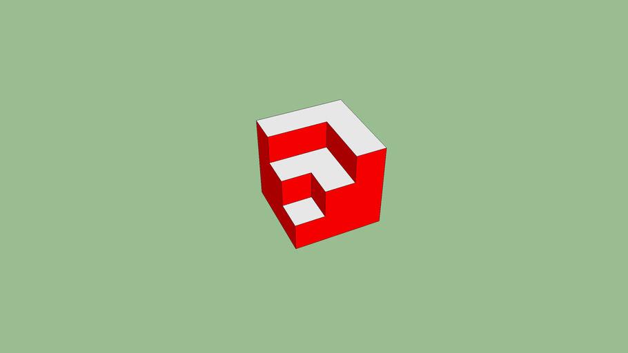 Logo 3D SketchUp