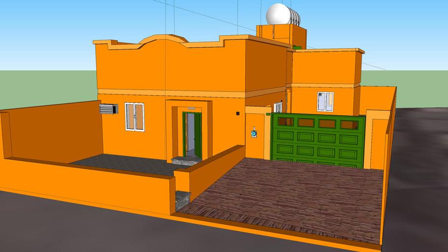 Country house C3 / وحدة سكنية ريفية