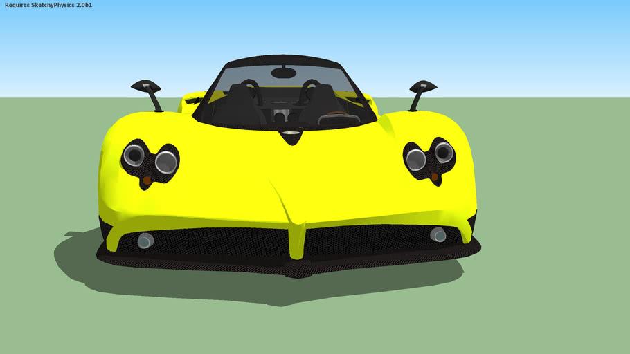 Zonda Roadster