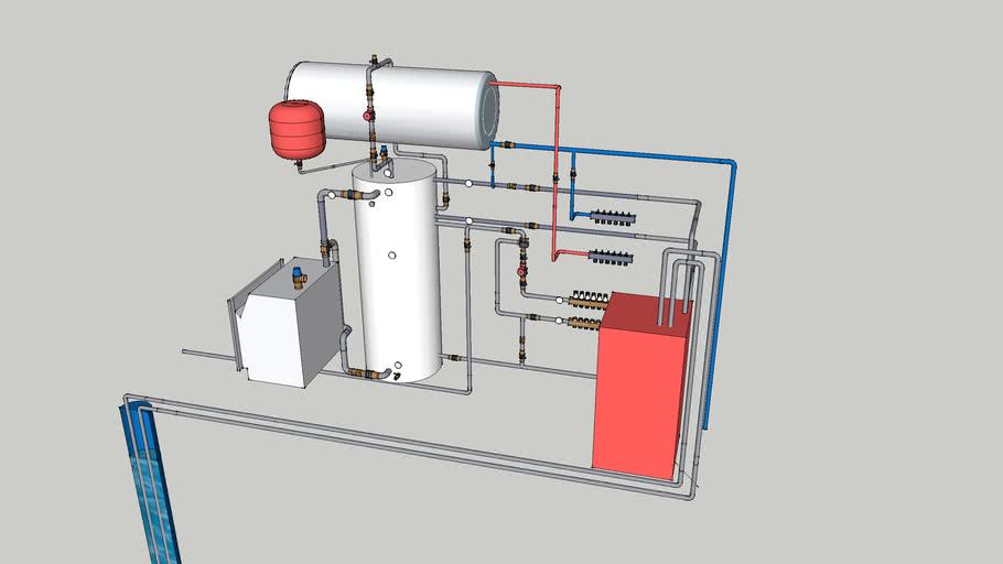 ground heating