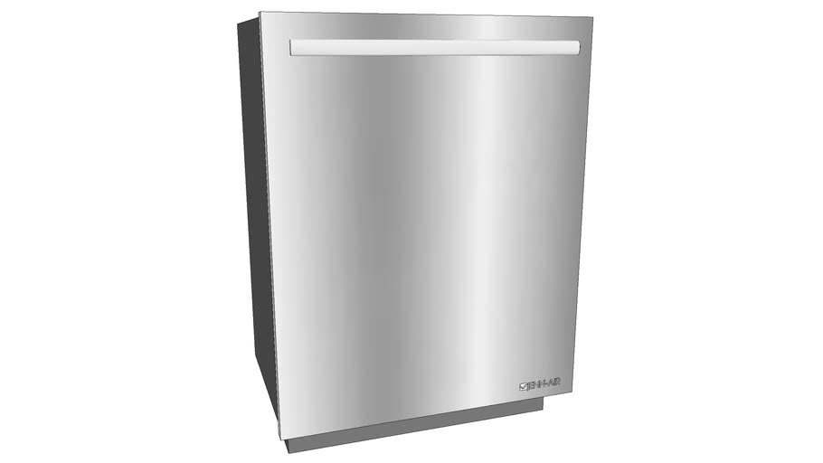 JDB3600AWS TriFecta™ Dishwasher
