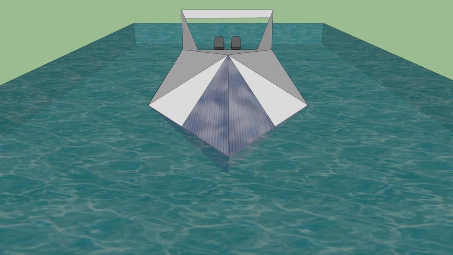 hydro dynamic boat