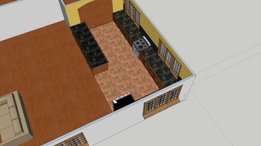 Kurtis' House