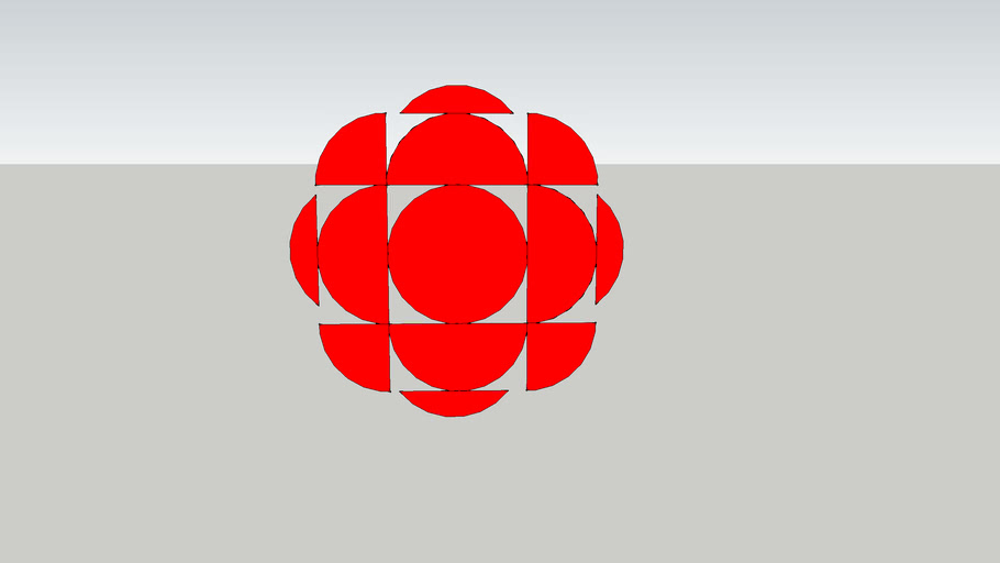 CBC (Canadian broadcasting Channel) Logo