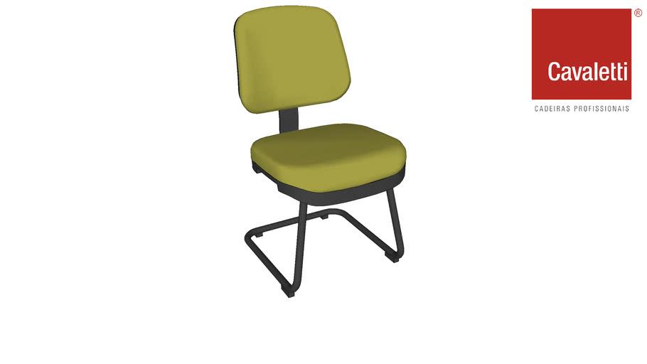 Cadeira Fixa sem Braço Start 4107 S - Cavaletti