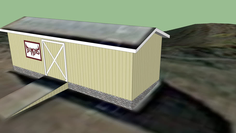GHS Sports Shed