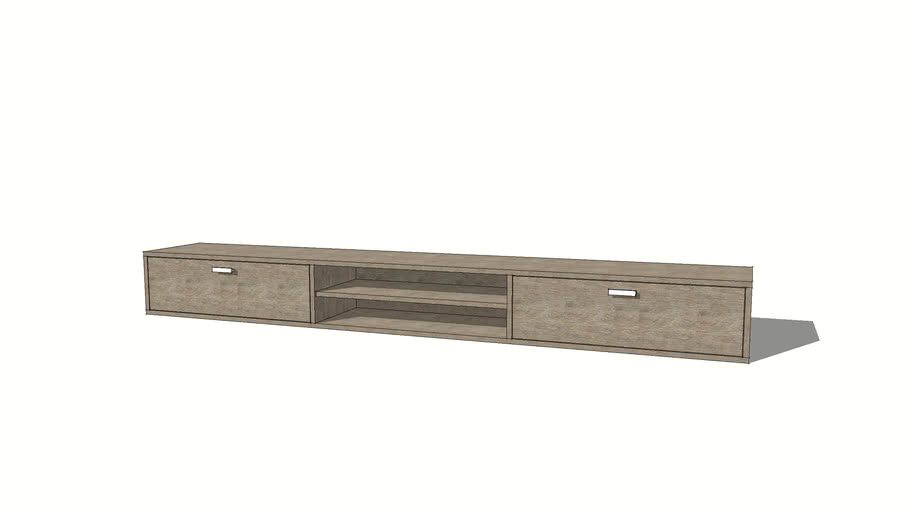 Dover tv-dressoir, DT33A