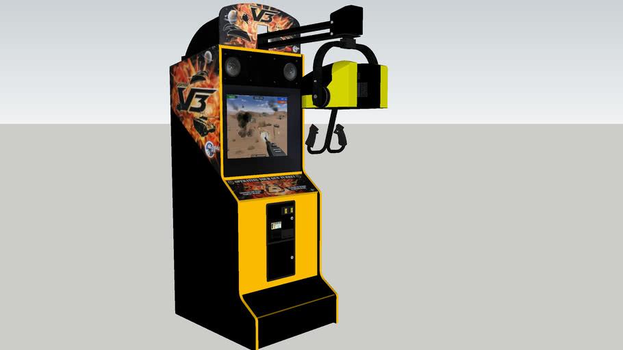 Vortek V3 arcade game