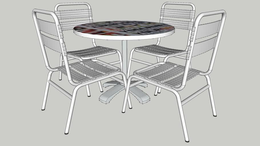 Outdoor Dinning Set