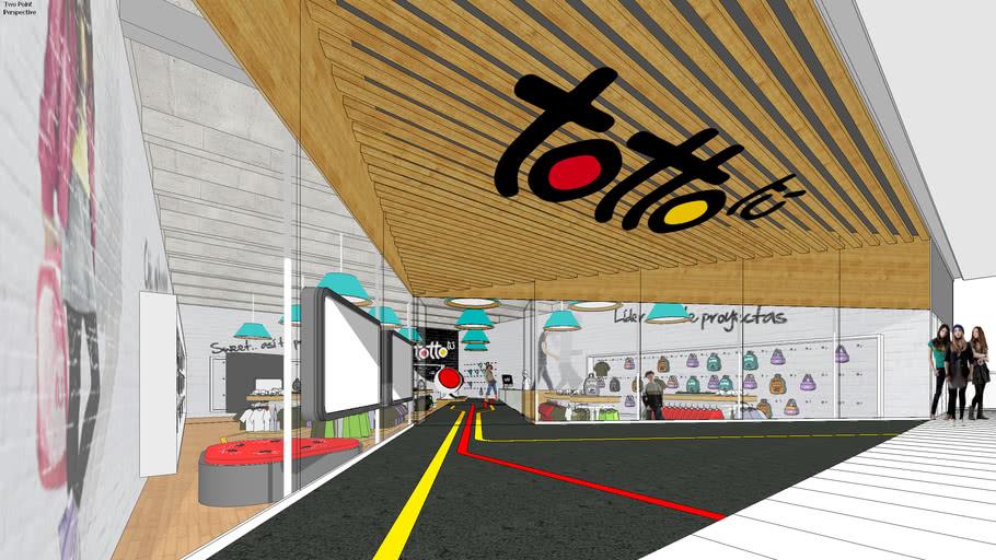 Diseño Estrategico Local Tottotu