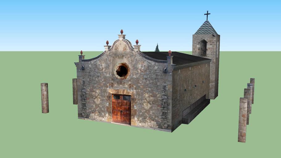 Ermita de la Mare de Deu de Bellvige