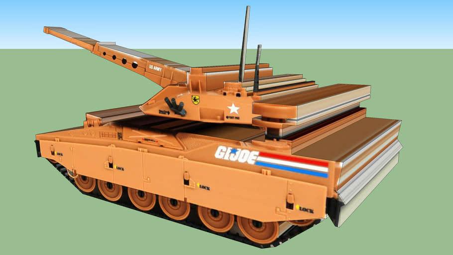 Mauler M.B.T. Tank