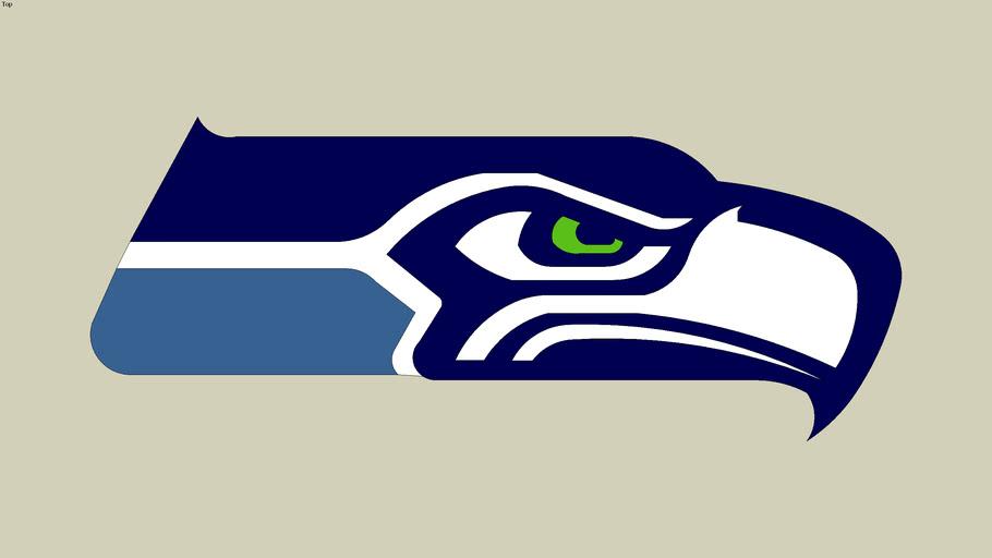 Seattle Seahawks Logo 3d Warehouse