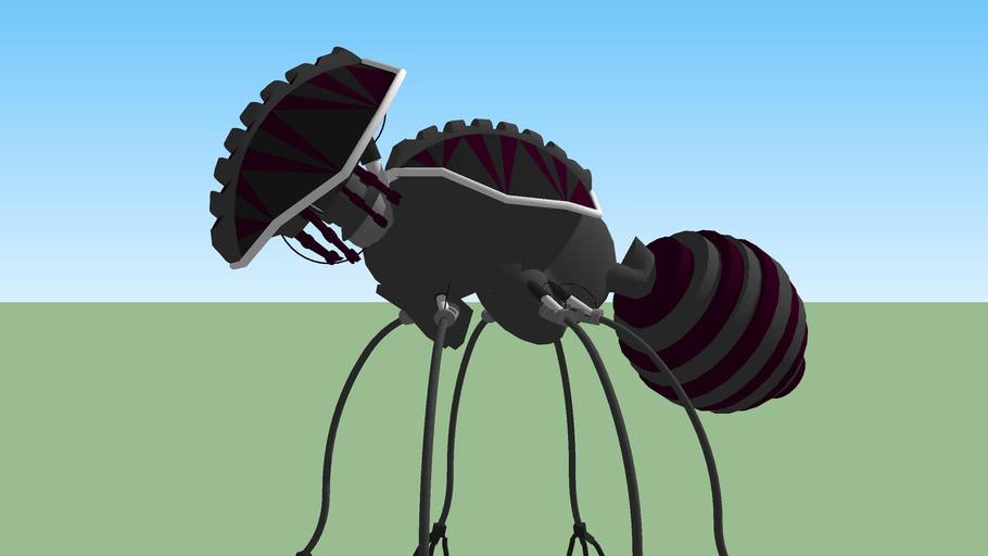 Martian Ant