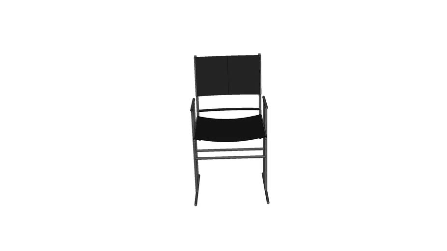 Diesel Dining Chair With Arm