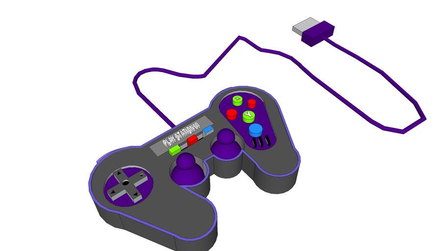 console de play station novo modelo