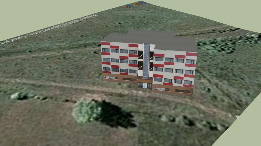 Noul sediu al Agentiei de Dezvoltare Regionala Nord-Vest