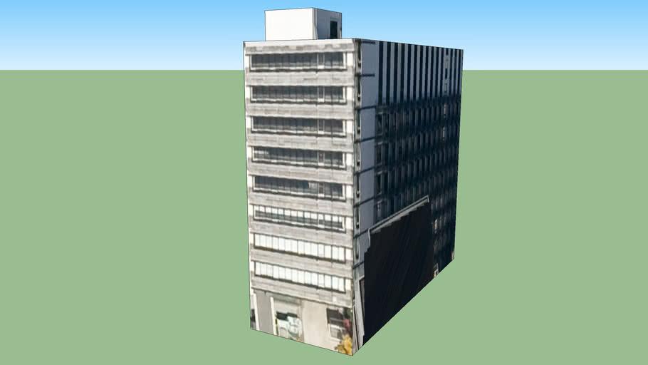 〒461-8506にある建物