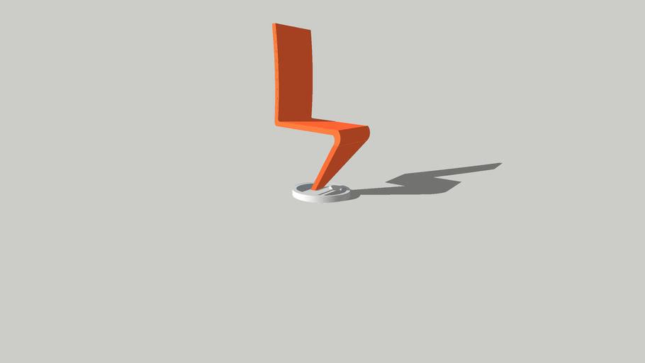 chaise sax interieur design italia