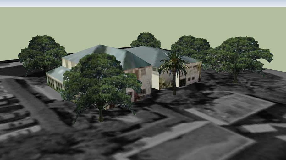 Hibiscus Street houses