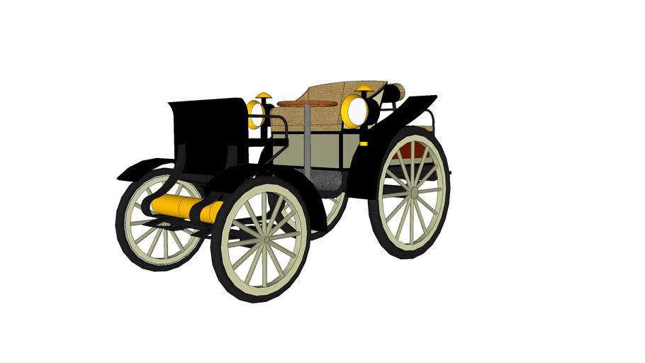 1898 Benz Vélo