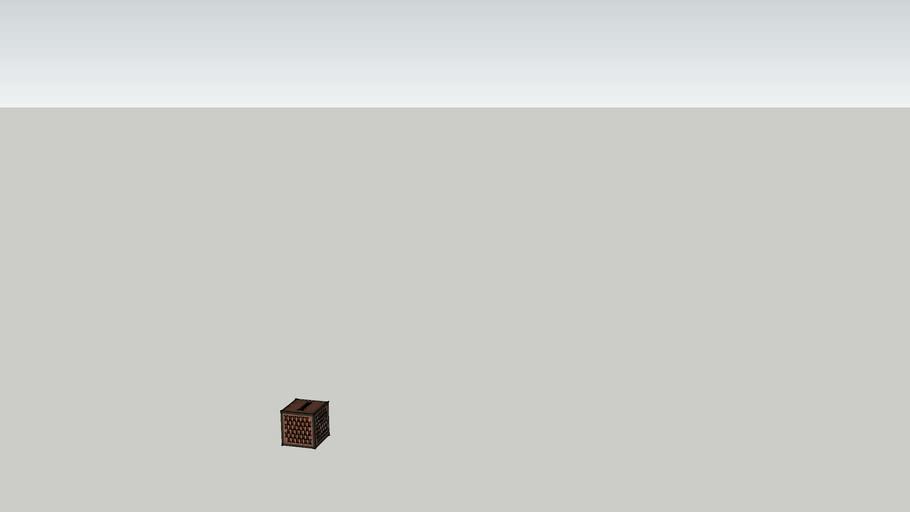 Minecraft  Jukebox (3Dfied)