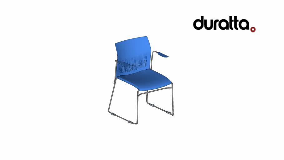 Cadeira Conecta com Braço