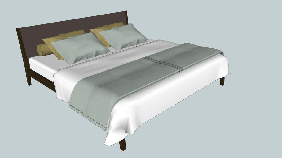 MINT double bed
