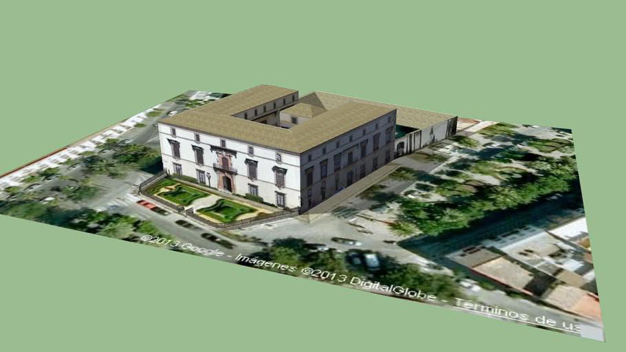 Palacio Domecq, Jerez de la Frontera