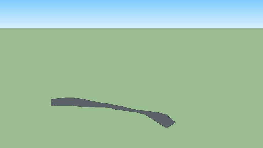 Maglev Track 1 (Short)