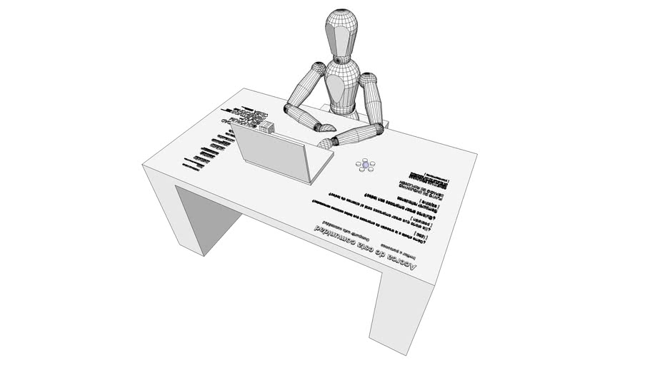 mesa individual prueba
